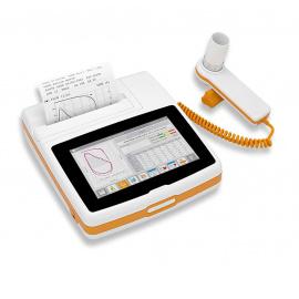 Spiromètre  électronique autonome USB Mir Spirolab + Option oxymètrie Mir Sp02