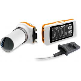 Spiromètre électronique USB Mir Spirodoc + Option oxymètrie Mir Sp02