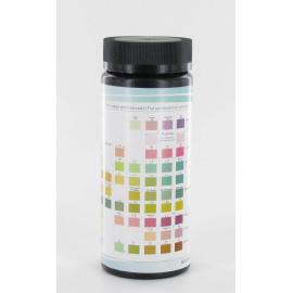 *Bandelettes urinaires 10 paramètres MULTIDIAG 10 (Boîte de 50)