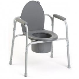 Chaise-toilette réglable Invacare Styxo 9630E
