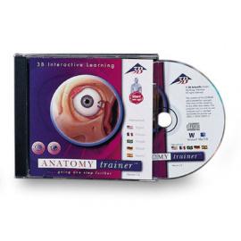 Logiciel AnatomyTrainer Anatomie Humaine FRANCE 3B SCIENTIFIC