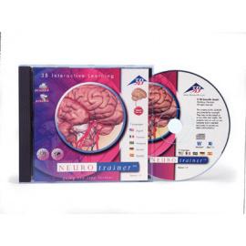 Logiciel NeuroTrainer Anatomie Humaine FRANCE 3B SCIENTIFIC