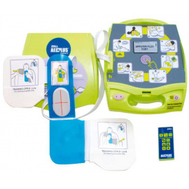 Défibrillateur de formation Zoll AED Plus Trainer2