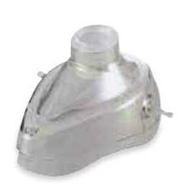 Masque en silicone pour insuflateur - Taille 4 (petit adulte)