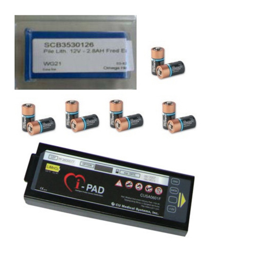 Batterie pour Défibrillateur