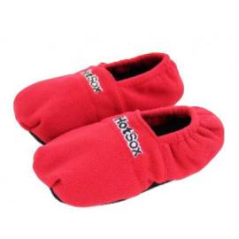 Paire de chaussons chauffants