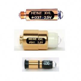 Ampoules pour otoscopes/ophtalmoscopes (toutes marques)