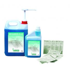 Pré-désinfectant Anios Hexanios G+R