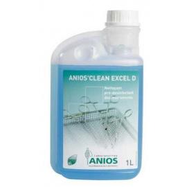 Nettoyant pré-désinfectant Anios Clean Excel D (1 Litre)