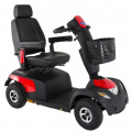 scooter comet rouge invacare