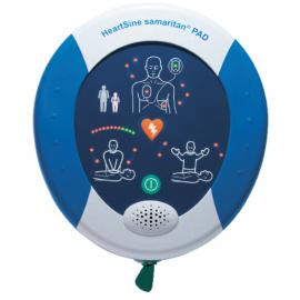 Défibrillateur semi auto Heartsine Samaritan PAD 500P