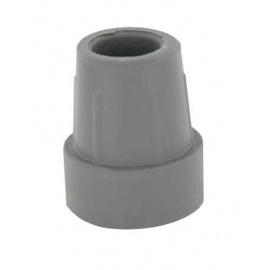*Embout patins pour déambulateur Gris 22 mm (Déstockage - ni repris / ni échangé)