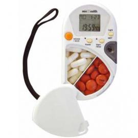 Pilulier électronique alarme-pulsomètre ML1100