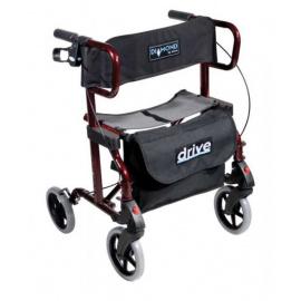 Déambulateur Rollator fauteuil de transfert Diamond Deluxe