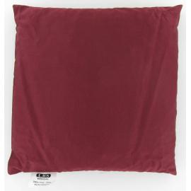 *Coussin chauffant coeur de cerise - Carré Classique 27 x 27 cm (Déstockage)
