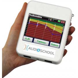 Audiomètre de dépistage  Echodia Audioschool