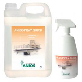 Désinfectant pour surfaces Aniospray Quick
