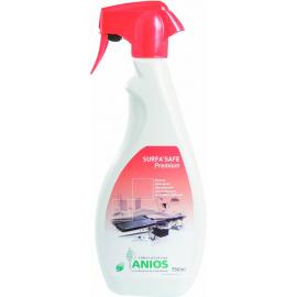 Spray détergent désinfectant Surfa´Safe Prenium pour surfaces (750 ml)