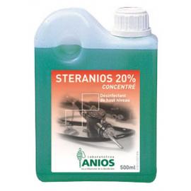 Désinfectant concentré Anios Stéranios 20% (500 ml)