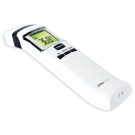 BASSK Testeur de temp/érature de front b/éb/é mesure test rapide enfant thermom/ètre de fi/èvre