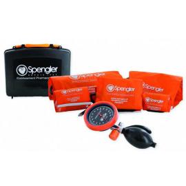 *Tensiomètre manuel manopoire Spengler Kit Rescue Ambulance