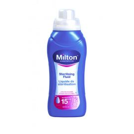 Liquide de stérilisation Milton pour désinfection à froid (1 Litre)