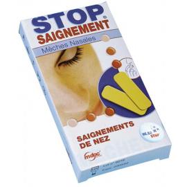 Mêche Stop Saignement de Nez (Boîte de 2)
