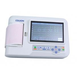 Electrocardiographe ECG Colson Cardi-6 - 6 pistes