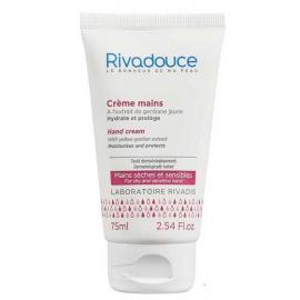 Crème hydratante Rivadouce pour mains séches et sensibles (75 ml)