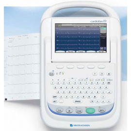 Electrocardiographe ECG numérique Nihon Kohden Cardiofax-M2350 - 12 pistes