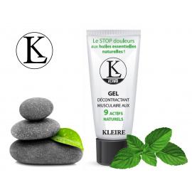 Lot de 5 Gels Stop Douleurs pour muscles et articulations Laboratoire Kleire (100 ml)