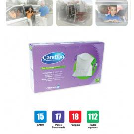 Sacs Vomitoires CARE BAG (boite de 20)