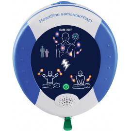 Défibrillateur auto Heartsine Samaritan PAD 360P