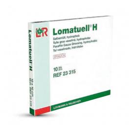 Pansements stériles Lomatuell H Lohmann & Rauscher (Boîte de 10)