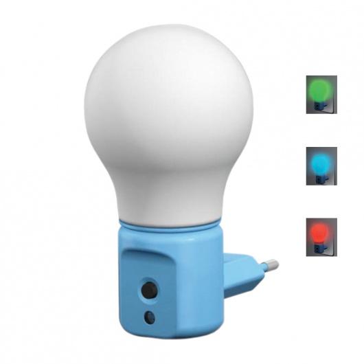 Veilleuse-sur-Secteur-Automatique-Plug-In-Baby-Lig