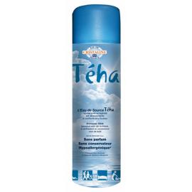 *Brumisateur d´eau de source Téha Cristaline (500 ml)
