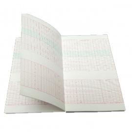Papier pour Cardiotocographe Gémellaire Jumper JPD-300P (2 liasses)