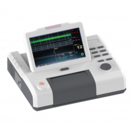 Cardiotocographe Gémellaire Luckcome Leto 8 avec VCT