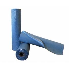 Draps d'examen plastifiés bleu 50x114 cm (6 rouleaux)