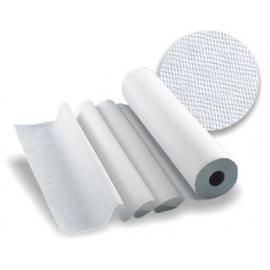 * Draps d'examen Micro-Gaufré blanc (9 Rouleaux) (Déstockage)