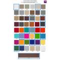 Nuancier de coloris - Mobercas