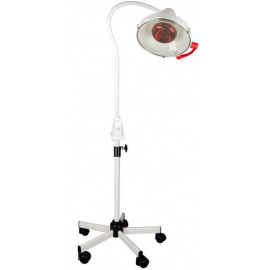 Lampe de soin Lid Thera infrarouge, avec minuterie avec pied roulant