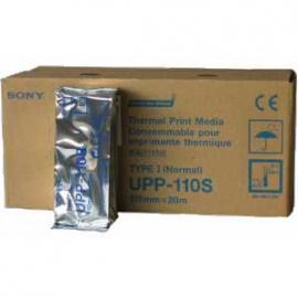 Rouleaux de papier thermique Sony UPP-110S (lot de 10)