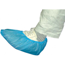 Sur-chaussure imperméable couvre chaussure (Sachet de 100)