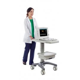 Pied roulant pour échographe à ultrasons Edan DUS60