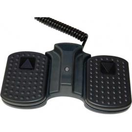 Pédale de commande pour fauteuils d'examen ou divans Mobercas