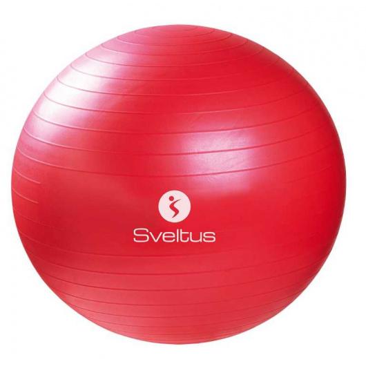 17192-gynmball65cm-sveltus-rouge