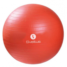Gymball Sveltus 55cm pour exercices de renforcement musculaire