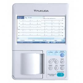 Electrocardiographe ECG Fukuda Cardimax FCP-8100 - 3 pistes