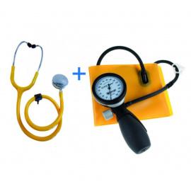 *Tensio Lian Nano Clinic Adulte (M) + Stétho Laubry Clinic